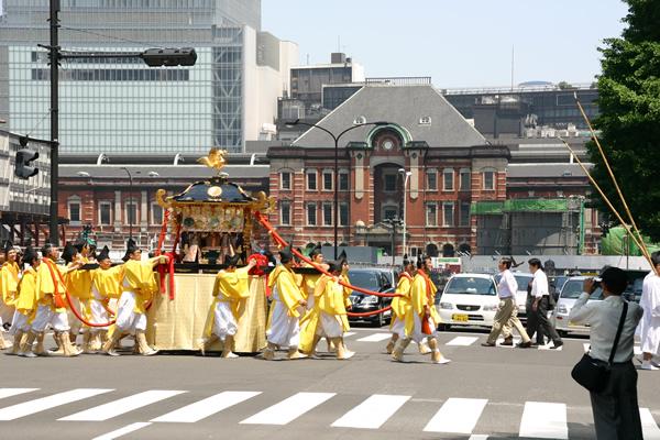 赤坂日枝神社 山王祭 神幸祭
